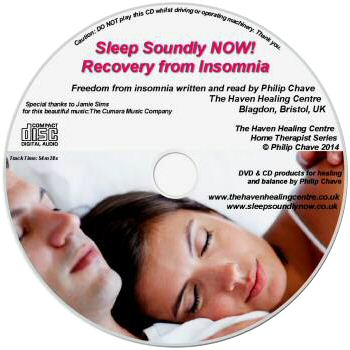 Sleep Soundly Now! Colour Label