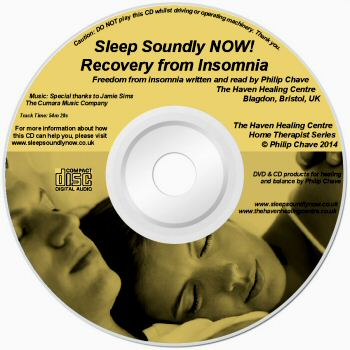 Sleep Soundly Now! Lightscribe Label